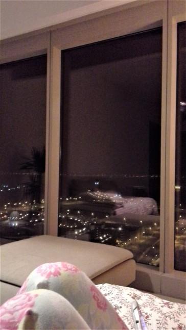 Η θέα τη νύχτα